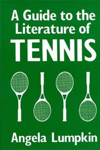 A Guide to the Literature of Tennis cover image