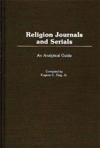 Religion Journals and Serials cover image