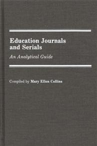 Education Journals and Serials cover image