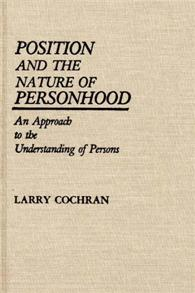 Position and the Nature of Personhood cover image