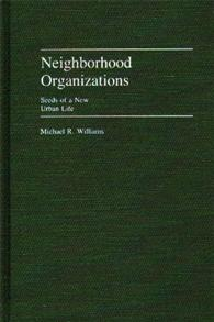 Neighborhood Organizations cover image