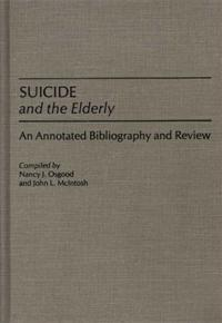 Suicide and the Elderly cover image