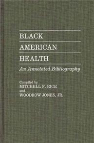 Black American Health cover image