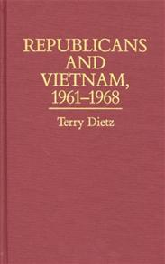 Republicans and Vietnam, 1961-1968 cover image