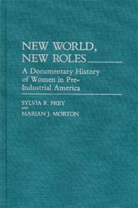 New World, New Roles. cover image