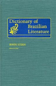 Dictionary of Brazilian Literature cover image