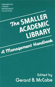 The Smaller Academic Library cover image