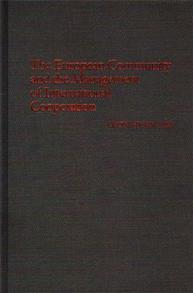 The European Community and the Management of International Cooperation cover image