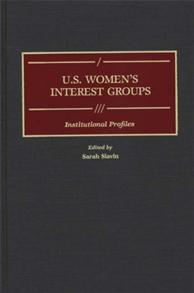 Cover image for U.S. Women's Interest Groups