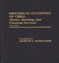 Historical Statistics of Chile, Volume V cover image