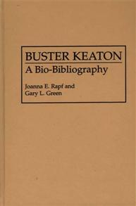 Buster Keaton cover image