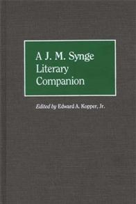 A J. M. Synge Literary Companion cover image