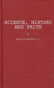 Science, History, and Faith cover image