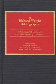 A Richard Wright Bibliography cover image