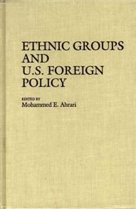 Ethnic Groups and U.S. Foreign Policy cover image