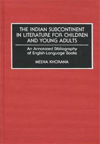The Indian Subcontinent in Literature for Children and Young Adults cover image