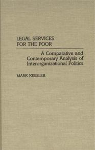 Legal Services for the Poor cover image