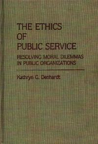 The Ethics of Public Service cover image