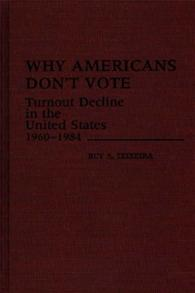 Why Americans Don't Vote cover image