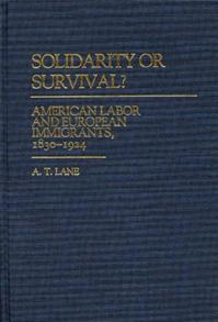 Solidarity or Survival? cover image
