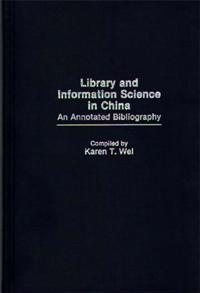 Library and Information Science in China cover image