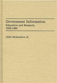 Government Information cover image