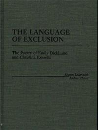 The Language of Exclusion cover image