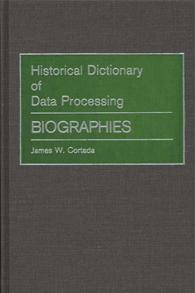Historical Dictionary of Data Processing cover image