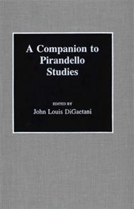 A Companion to Pirandello Studies cover image
