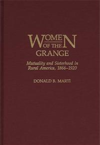 Women of the Grange cover image