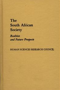 The South African Society cover image