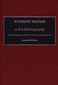 Anthony Milner cover image