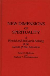 New Dimensions of Spirituality cover image