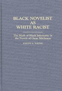 Black Novelist as White Racist cover image