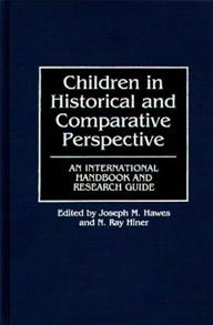 Children in Historical and Comparative Perspective cover image