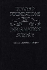 Toward Foundations of Information Science cover image
