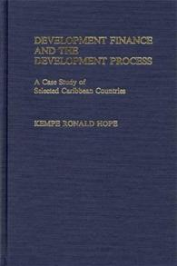 Development Finance and the Development Process cover image