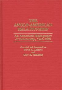 The Anglo-American Relationship cover image