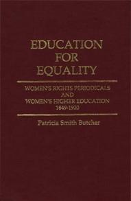 Education for Equality cover image