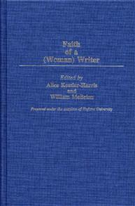 The Faith of a (Woman) Writer cover image