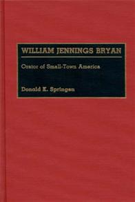 William Jennings Bryan cover image