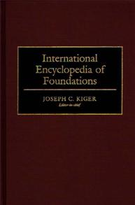 International Encyclopedia of Foundations cover image