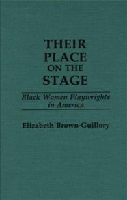 Their Place on the Stage cover image