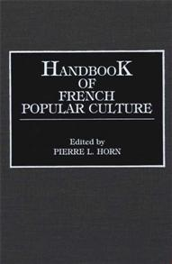 Handbook of French Popular Culture cover image