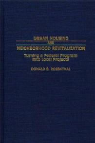 Urban Housing and Neighborhood Revitalization cover image