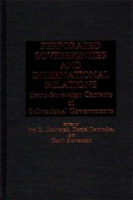Perforated Sovereignties and International Relations cover image