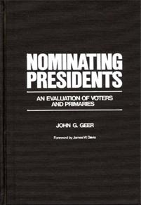 Nominating Presidents cover image