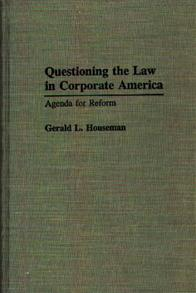 Questioning the Law in Corporate America cover image