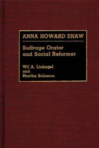Anna Howard Shaw cover image