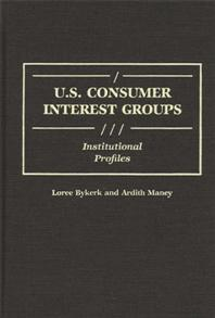 U.S. Consumer Interest Groups cover image
